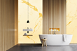 The Opulenza Collection: Translucent Marble Design
