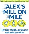 Alex's Million Mile Challenge Returns September 2017 for Childhood Cancer Awareness Month