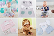 "Baby Aspen® Debuts ""Little Prince"" and ""Forest Friends"" Collections with New Additions to ""My First"" and ""Little Princess"""