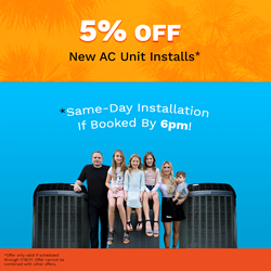 All Year Cooling Coupon