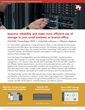 Principled Technologies finds that using the Dell EMC PowerEdge VRTX, Dell EMC UnityVSA, and VMware vSphere can improve reliability for small businesses