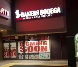 BakersBodega Baking Supply Store Opening Location in Anaheim