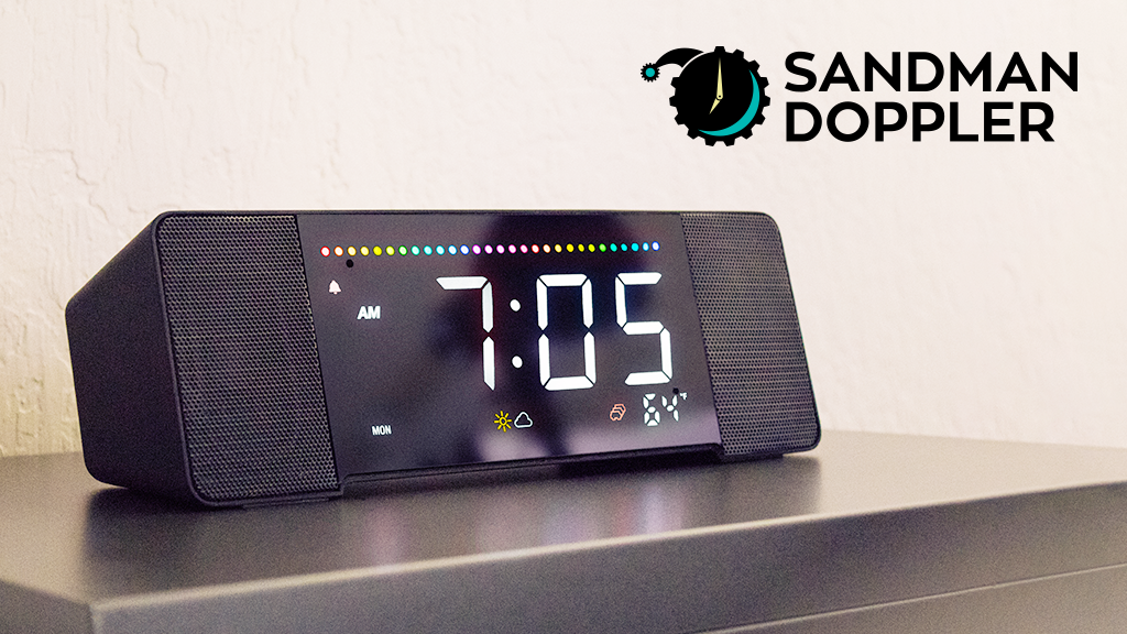 the world s greatest alarm clock launches on kickstarter. Black Bedroom Furniture Sets. Home Design Ideas
