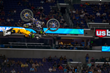 Monster Energy's Taka Higashino competed in Moto X Freestyle and took 4th Place