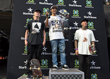 Monster Energy's Nyjah Huston Takes Bronze in Skateboard Street at X Games Minneapolis 2017