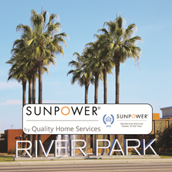 SunPower by Quality Home Services Opens Second Solar Design Center