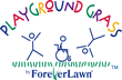 Playground Grass by ForeverLawn is safe, attractive synthetic grass that is ASTM safety rated to fall heights of 13 feet, and ADA accessible.