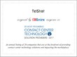 "TelStrat Named to ""20 Most Promising Contact Center Technology Solution Providers 2017"" by CIOReview"