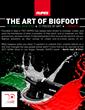 The Art of BigFoot