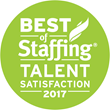 Best of Staffing® 2017: Spearhead among Top 2% for Talent
