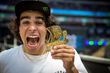 Monster Energy's Kevin Peraza Takes Gold in BMX Park at X Games Minneapolis 2017