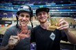 Monster Energy's Kyle Baldock Wins Bronze and Colton Walker Wins Gold in BMX Dirt at X Games Minneapolis 2017