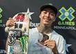 Monster Energy's Nyjah Huston Wins Bronze in Skateboard Street at X Games Minneapolis 2017
