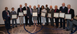 IAC 2017 Awardees (l to r): Dr. Dhalla, Dr. Tomaru, Dr. Gerdes, Dr. Heidenreich, Dr. Borer, Dr. Curtis, Dr. Kimchi, Dr. Mora, Dr. Djoussé, Dr. Sabbah, Dr. Shi, Dr. Gertz, Dr. Uretsky (photo Orly Halev
