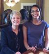Lexington Personal Injury Attorney, Julie Butcher and Scholarship Winner, Brionna Roberts