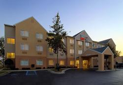 Fairfield inn, marriott, hotel management, pensacola