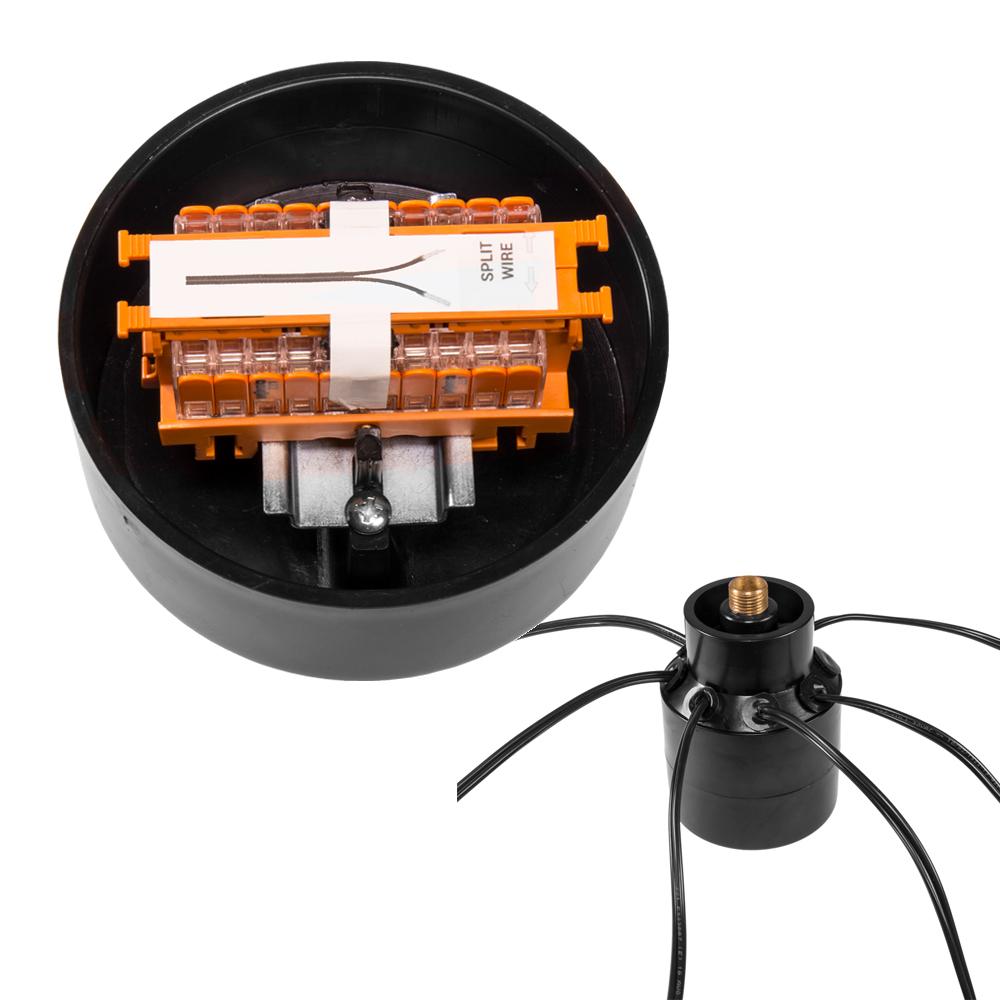 Landscape Lighting Hub System : Volt lighting introduces new improved pro junction hub