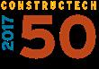 Pantera Global Technology Repeats with the 2017 Constructech 50 Award
