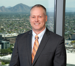 VP & General Counsel Brian McQuaid