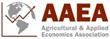 Economics of Alcohol Part of AAEA Annual Meeting