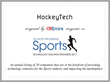 HockeyTech Selected As One Of The Most Promising Sports Technology Solution Providers