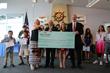 Engel & Völkers - VEYTIA GROUP Laguna Beach CA, awards a $2000 donation to GERMAN SCHOOL campus Newport Beach CA - Donation will help empowering Youth for a Global Future