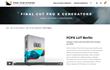 FCPX Plugin Creator Pixel Film Studios released FCPX LUT Berlin