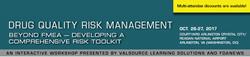 Drug Quality Risk Management