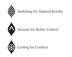 Switching, Vacuum, Cooling