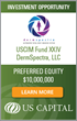 US Capital Engaged on $10M Preferred Equity Raise for DSI Acquisition, Inc.