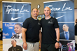 Head Coach of The Cleveland Cavaliers, Tyronn Lue (L) and Coach Andrew Moore of Impact Basketball pose for a picture at The 2017 Tyronn Lue Fantasy Youth Clinic & Experience