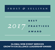 INXPO Wins the 2017 Frost & Sullivan Global Growth Excellence Leadership Award