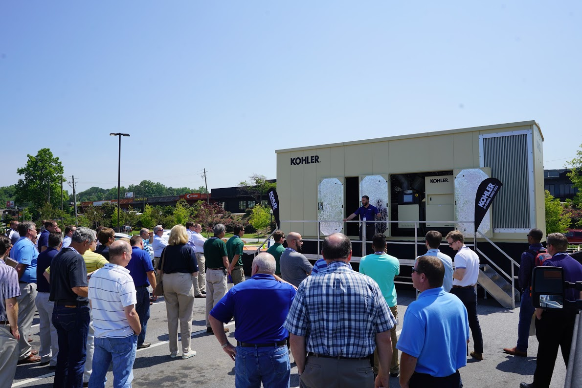 KOHLER® Continues Successful Rollout of KD Series of Industrial ...