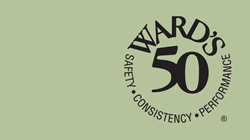 Ward Group selects Frankenmuth Insurance as a Ward's 50 insurance company for 2017