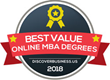 DiscoverBusiness.us Releases the 2018 Best Value Online MBA Degrees