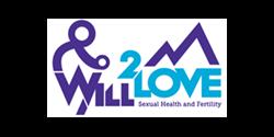 Will2Love.com logo