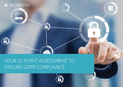 GDPR Privacy Law Compliance