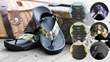 FlipRocks Launches Extreme Flip Flops with Interchangeable Gripping Soles for Fishing, Kayaking, Boating, Hiking and Walking