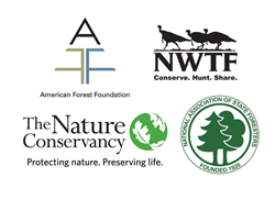 American Forest Foundation, and other organizations