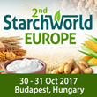 Starch Processing, Isoglucose Opportunities Post Quota – Top focus at 2nd Starch World Europe