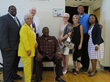 Goodwill Community Foundation (GCF) Donates Washers and Dryers to Launch Halifax County Schools' Laundry Program