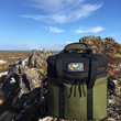 Double Growler Bag Made by Ullr Coolers