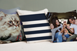 No More Generic Throw Pillows, CanvasPop Allows Anyone to Create Their Custom Pillows With Any Photo or Pattern