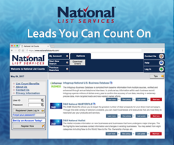 Leads you can count on - National List Services