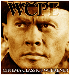 WCPE FM Cinema Classics Weekend