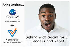 Selling with Social - Vengreso & Carew International