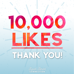 Super Senior Connection Reaches 10,000 Likes