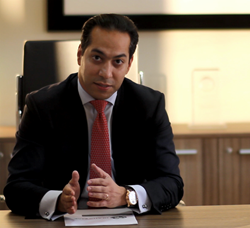 Pilatus Bank Chairman Seyed Ali Sadr Hasheminejad