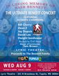Ultimate Elvis Tribute Artist Champions Unite for Brandon Bennett Benefit in Tupelo, Mississippi