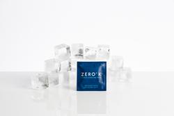 Zero K's new cooling wipe.